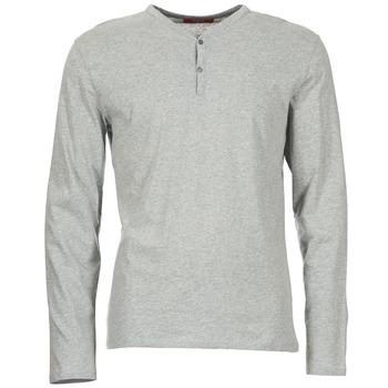 Textiel Heren T-shirts met lange mouwen BOTD ETUNAMA Grijs / Gevlekt