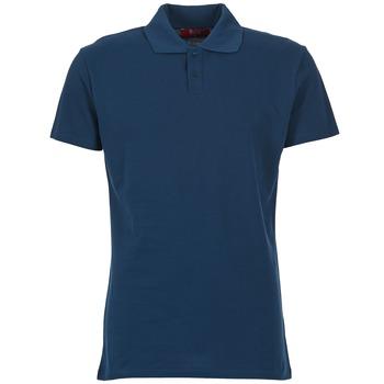 Textiel Heren Polo's korte mouwen BOTD EPOLARO Marine