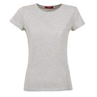 Textiel Dames T-shirts korte mouwen BOTD EQUATILA Grijs / Gevlekt