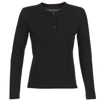 Textiel Dames T-shirts met lange mouwen BOTD EBISCOL Zwart