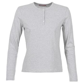 Textiel Dames T-shirts met lange mouwen BOTD EBISCOL Grijs / Gevlekt