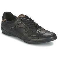 Schoenen Heren Lage sneakers TBS MERAPI Zwart / Grijs