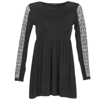 Textiel Dames Korte jurken School Rag ROSELYN Zwart