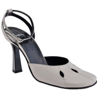 Schoenen Dames pumps Josephine  Wit