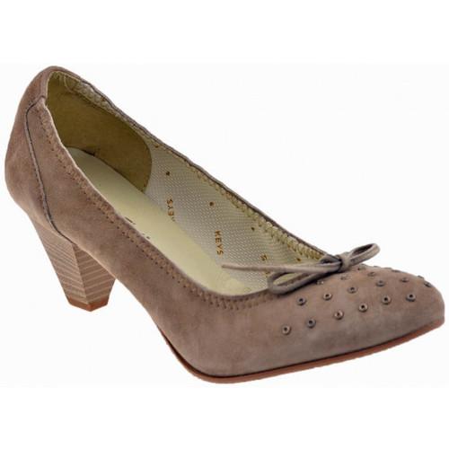 Schoenen Dames pumps Keys  Grijs