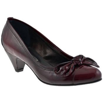 Schoenen Dames pumps Progetto  Bruin