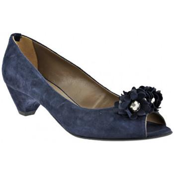 Schoenen Dames pumps Progetto  Blauw