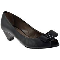 Schoenen Dames pumps Progetto  Zwart