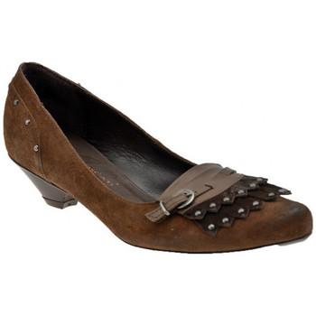 Schoenen Dames pumps Lea Foscati  Bruin