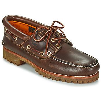 Schoenen Heren Bootschoenen Timberland 3 EYE CLASSIC LUG Bruin