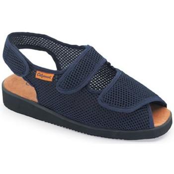 Schoenen Dames Sandalen / Open schoenen Calzamedi DOMESTICO DE TELA AZUL