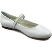 Schoenen Meisjes Ballerina's Oca Loca OCA LOCA PEARL-dansers WIT