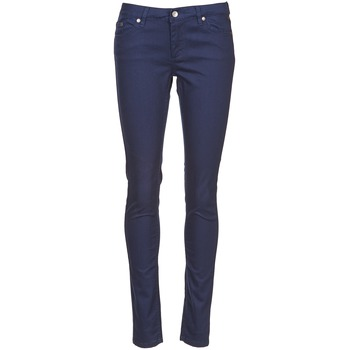 Textiel Dames 5 zakken broeken Element STICKER Blauw