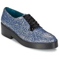 Schoenen Dames Derby Sonia Rykiel 676318 Blauw / Zilver