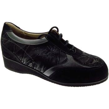 Schoenen Dames Lage sneakers Calzaturificio Loren LOL8051n nero