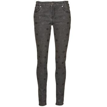 Textiel Dames Skinny jeans American Retro HELENA Grijs
