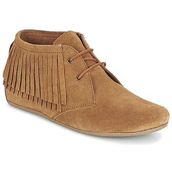 Schoenen Dames Laarzen Maruti MIMOSA Camel