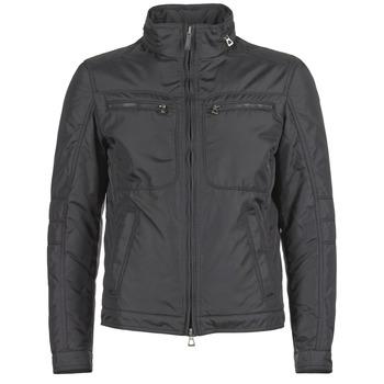 Textiel Heren Wind jackets Geox BARI Grijs