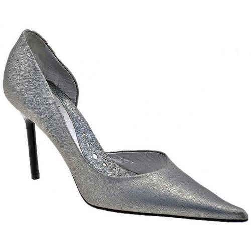 Schoenen Dames pumps New Line  Zilver