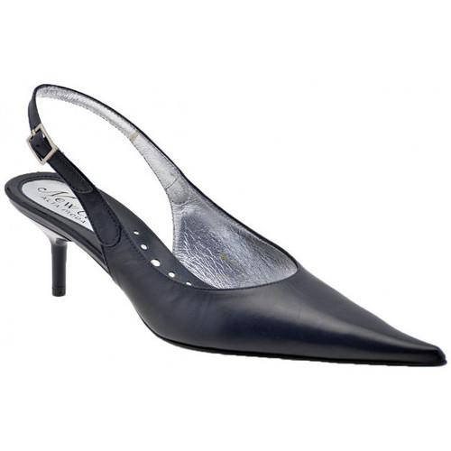 Schoenen Dames pumps New Line  Blauw