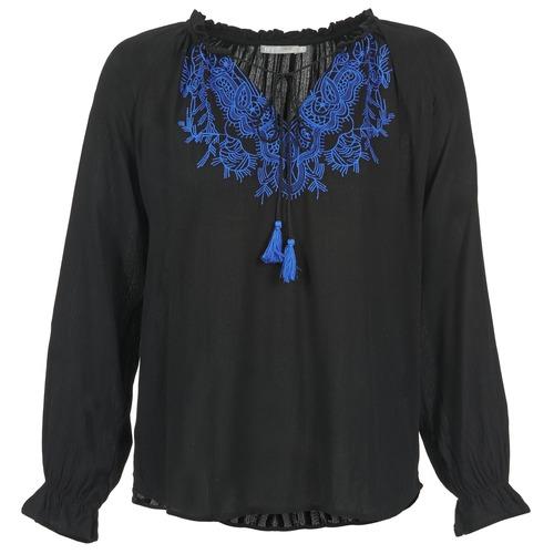 Textiel Dames Tops / Blousjes Betty London ESIBELLE Zwart