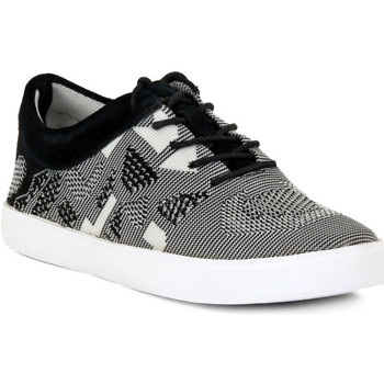 Schoenen Dames Lage sneakers Clarks GLOVE GLITTER Nero