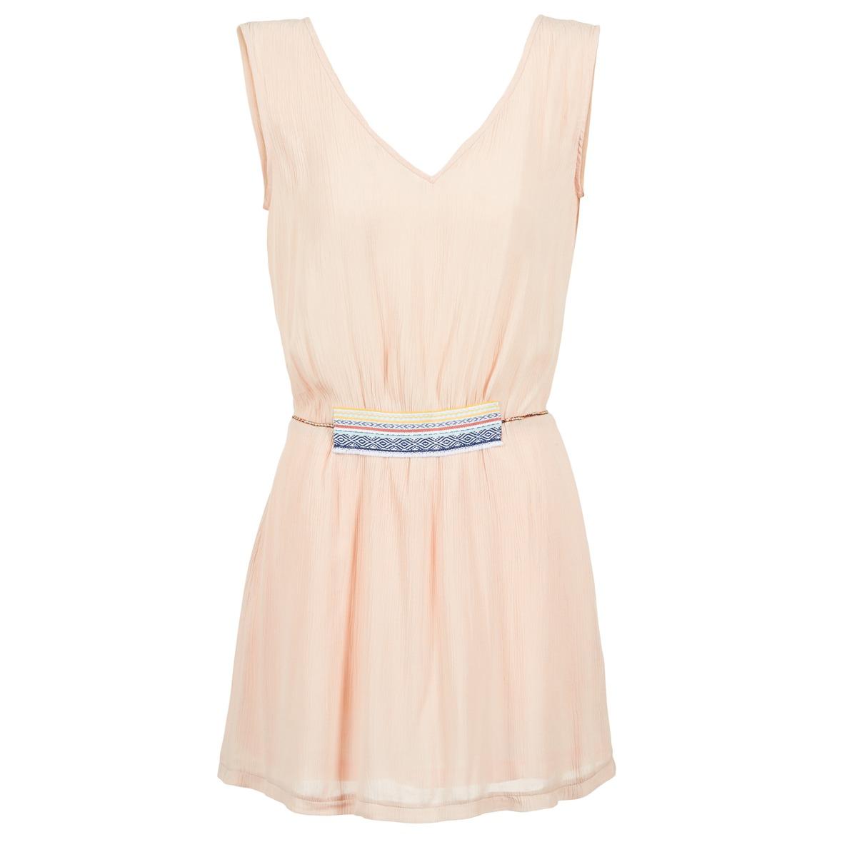 Moony Mood korte jurk earine roze