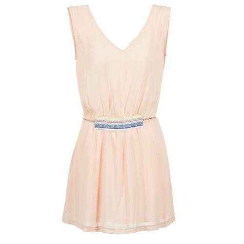Textiel Dames Korte jurken Moony Mood EARINE Roze