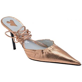 Schoenen Dames Sandalen / Open schoenen Bocci 1926  Oranje