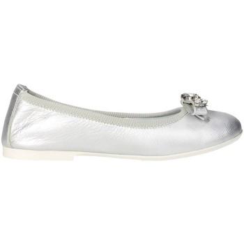 Schoenen Meisjes Ballerina's Blumarine D1053 Silver