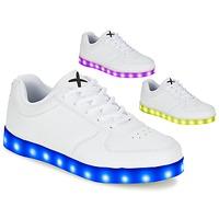 Schoenen Lage sneakers Wize & Ope THE LIGHT Wit