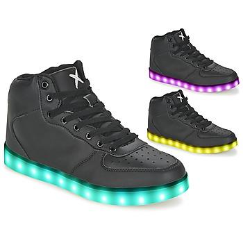 Schoenen Heren Hoge sneakers Wize & Ope THE HI TOP Zwart