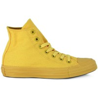 Schoenen Hoge sneakers Converse ALL STAR  MONOCHROME YELLOW Giallo