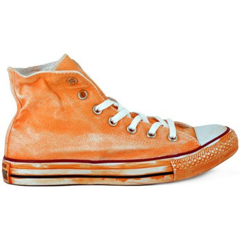 Schoenen Dames Hoge sneakers Converse ALL STAR LTD NEON ORANGE Arancione