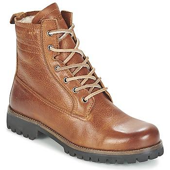 Schoenen Dames Laarzen Blackstone MAZINE Bruin