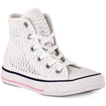 Schoenen Hoge sneakers Converse ALL STAR HI   TINY CROCHET     77,9