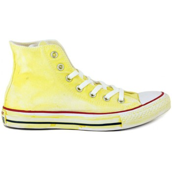 Schoenen Dames Hoge sneakers Converse ALL STAR SUNSET WASH Giallo