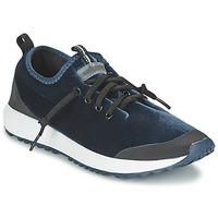 Schoenen Dames Lage sneakers Coolway TAHALIFIT Blauw