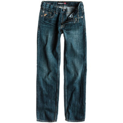 Textiel Jongens Straight jeans Quiksilver Sequel York youth Blauw