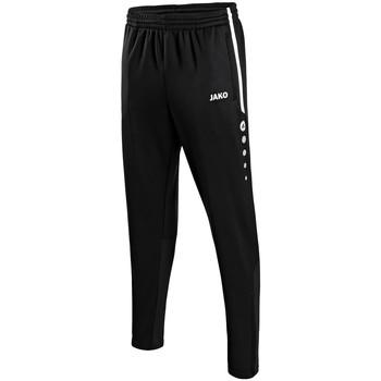 Textiel Heren Trainingsbroeken Jako Trainingshose Active Schwarz