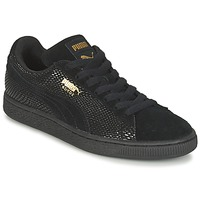 Lage sneakers Puma SUEDE GOLD WN'S