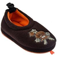 Schoenen Kinderen Sloffen De Fonseca  Bruin