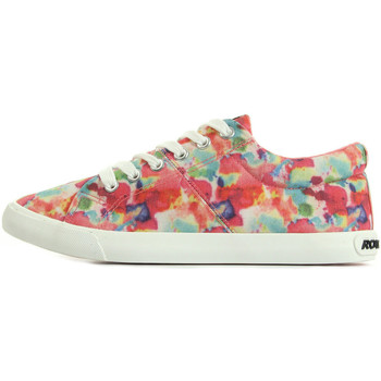 Schoenen Dames Lage sneakers Rocket Dog Campo Wild One Cotton Roze