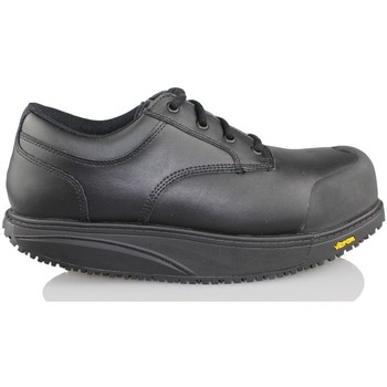 finest selection 34a72 95f47 Schoenen Dames Lage sneakers Mbt SAFETY SHOE 2016 DE SEGURIDAD NEGRO