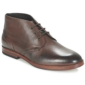 Schoenen Heren Laarzen Hudson HOUGHTON 2 Bruin