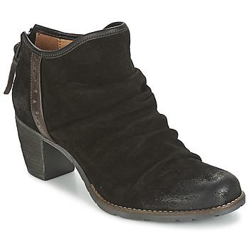 Schoenen Dames Low boots Dkode CARTER Zwart