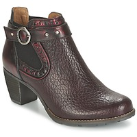 Schoenen Dames Low boots Dkode CLOA Bordeau