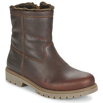 Schoenen Heren Laarzen Panama Jack FEDRO Bruin