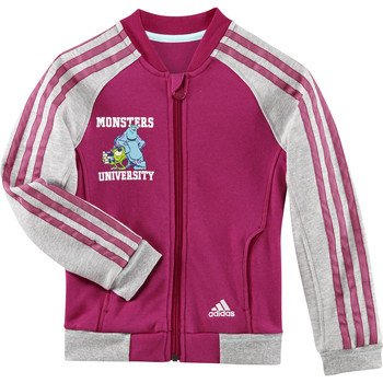 Textiel Meisjes Trainings jassen adidas Performance Disney monsters university track top