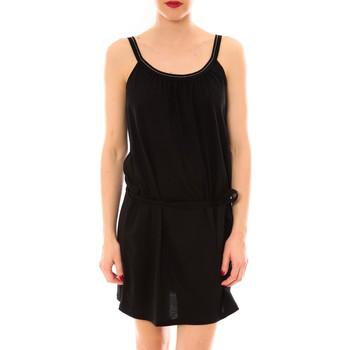 Textiel Dames Korte jurken Little Marcel Litlle Marcel Robe Reira Noir Zwart